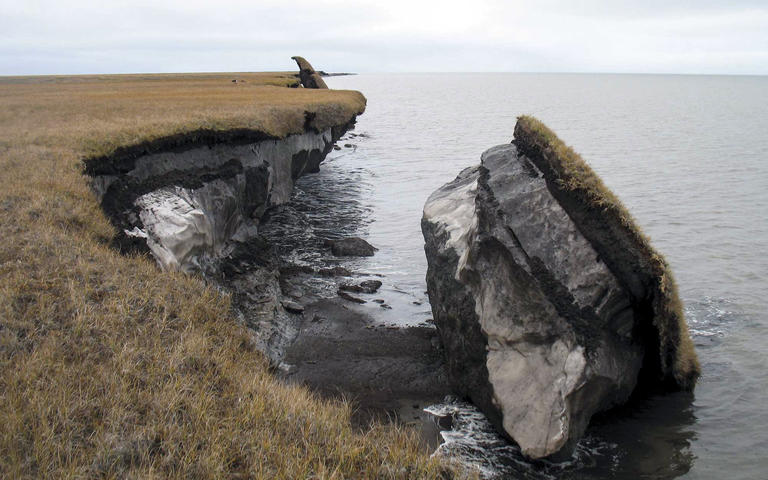 What Climate Change is doing to Alaska