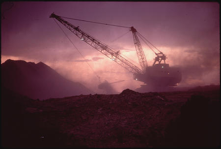 Peabody Coal Operations in Northeastern Arizona