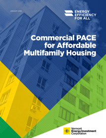 Commercial PACE for Affordable Multifamily Housing