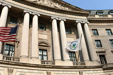 outside the Environmental Protection Agency