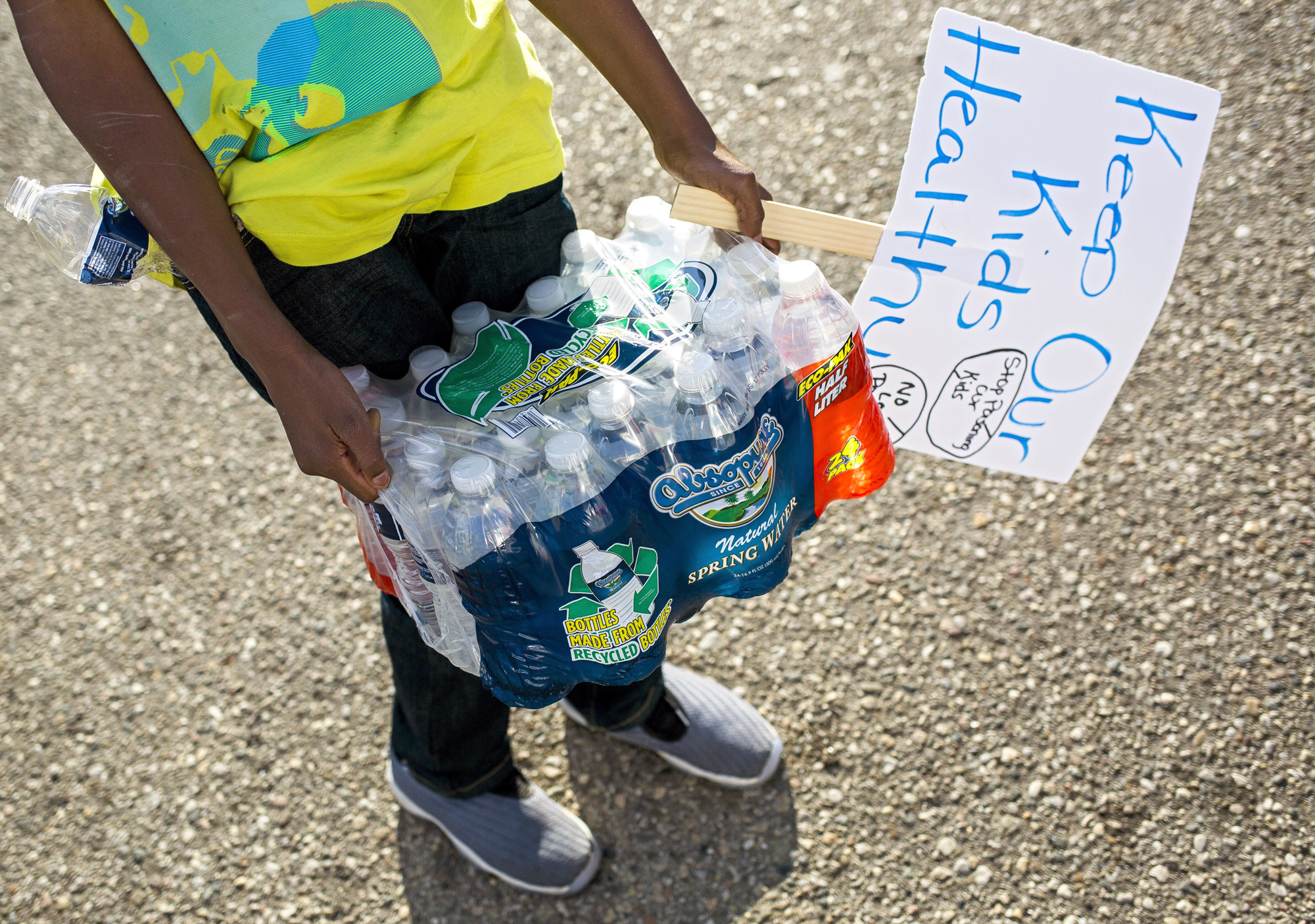 Danny Miller/The Flint Journal-MLive.com via AP